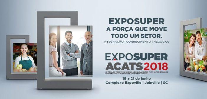 Fianlistas do Prêmio Mérito ACATS EXPOSUPER 2018