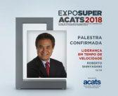 Roberto Shinyashiki na Exposuper 2018