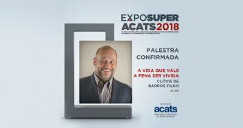 Clovis de Barros Filho na Exposuper 2018