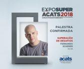 Exposuper 2018: Palestra magna do Xuxa